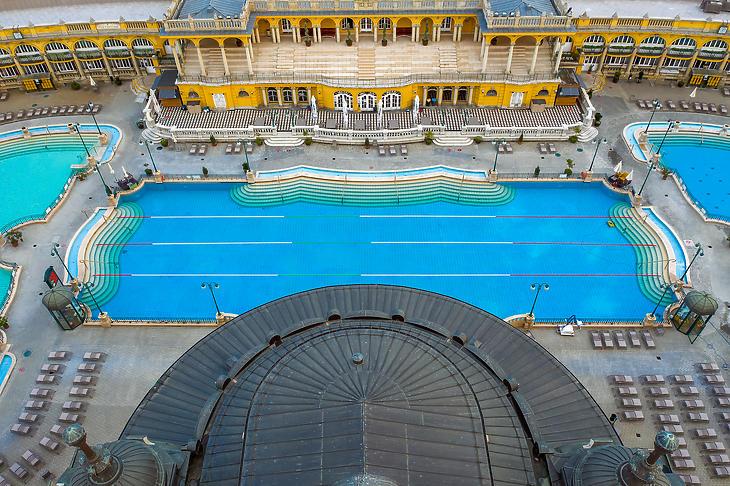 A Széchenyi Gyógyfürdő (Fotó: depositphotos.com)
