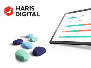 Amerika után itthon is díjazták a Haris Digital ipari megoldását