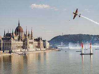 Nem lesz Red Bull Air Race idén a belvárosban
