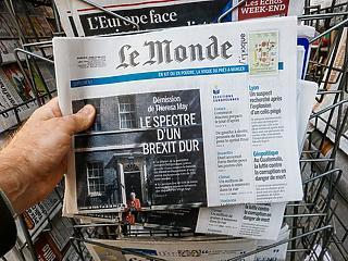 Le Monde - vétózhat a szerkesztőség új tulajdonosesetén
