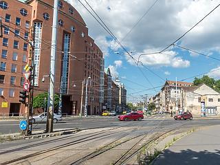Két hónapot csúszik az Orczy tér felújítása