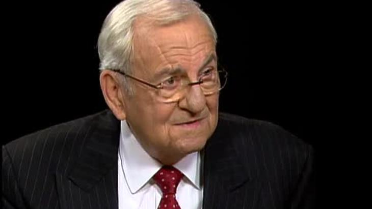 Lee Iacocca (Forrás: Youtube)