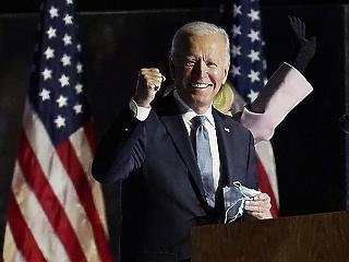 Már csak pár ezer szavazatra van Biden a Fehér Háztól