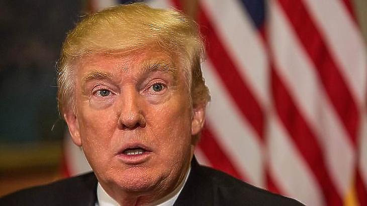 Donald Trump amerikai elnök