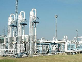 Apadnak a gáztározók, de megfagyni nem fogunk