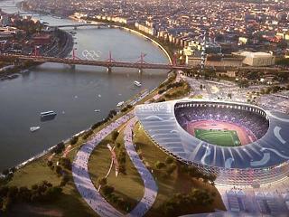 Újabb milliárdos üzlet: mérnöki munkára szerződött az új atlétikai stadion beruházója