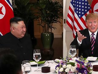 Túl sokat akart Trumptól Kim, és túl keveset adott volna cserébe