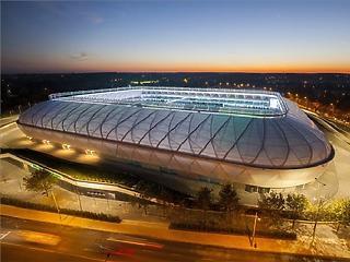 8,6 millióba kerül az önkormányzatnak, hogy a Haladás az új stadionjában játsszon idén