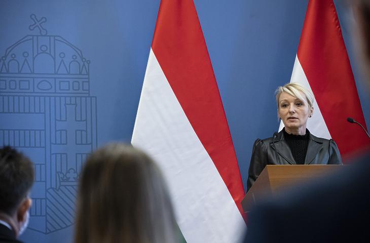 Czunyiné Bertalan Judit (Fotó: MTI/Szigetváry Zsolt)