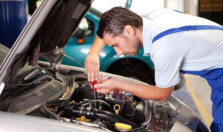 Viszonylag sok gépjárműjavító vállalkozás jutott Jeremie-pénzhez. Fotó: depositphotos
