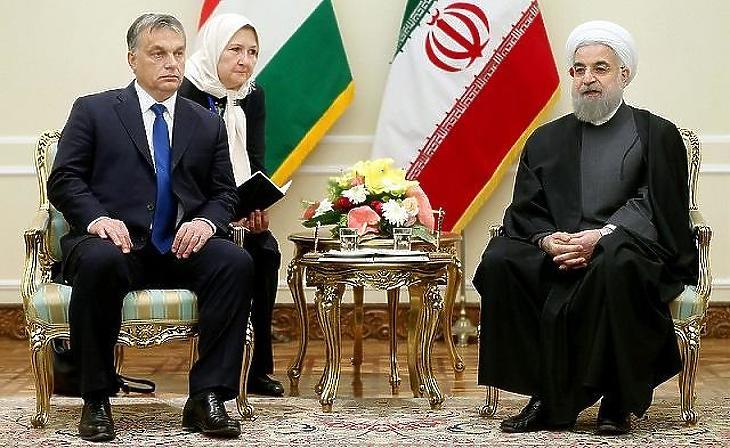 Legmagasabb szintű magyar-iráni találkozó