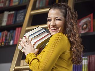 Könyvbiznisz a járvány idején - Interjú Szabados Ágnessel