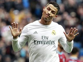 Ronaldo a legértékesebb sportoló a közösségi médiában