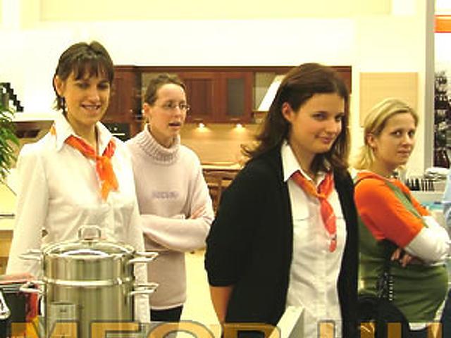 Hostesslányok