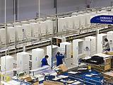 33 milliárdból fejleszt az Electrolux Nyíregyházán