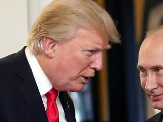 Megvannak a Trump-Putyin randi koordinátái