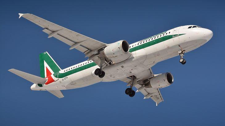 Péntektől már nem repül ilyen olasz gép (fotó: pixabay.com)