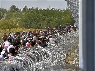 bevándorlás keleti határ kerítés
