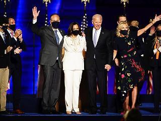 Győzelmi beszéd: Biden elmondta, milyen elnök szeretne lenni
