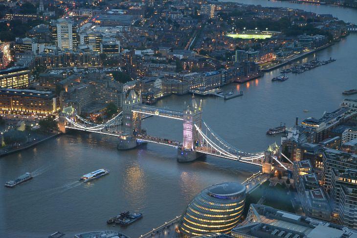 London (Pexels/Nicole Rathmayr)
