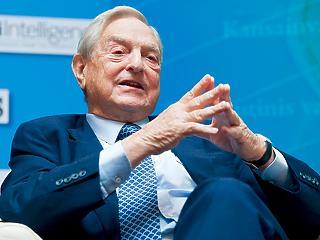 Soros titokban tárgyalt az Európai Központi Bank egyik igazgatójával