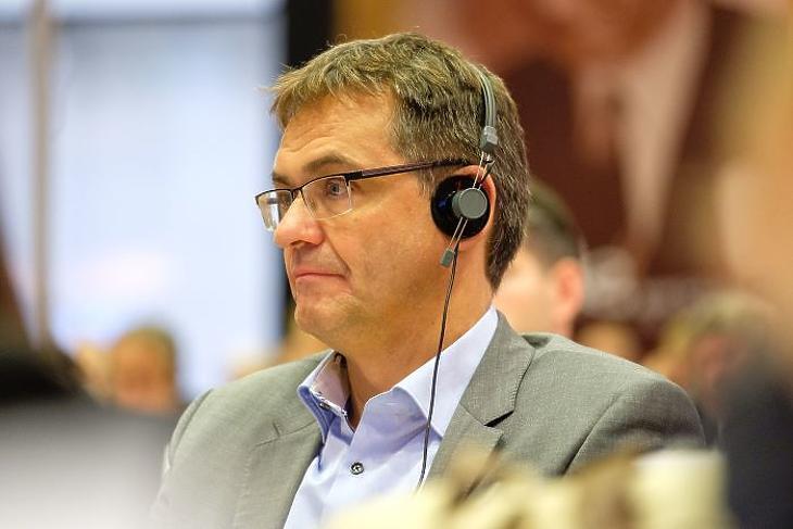 Peter Liese szerint nincs Európának szükséges a kínai vakcinára. Fotó: peter-liese.de