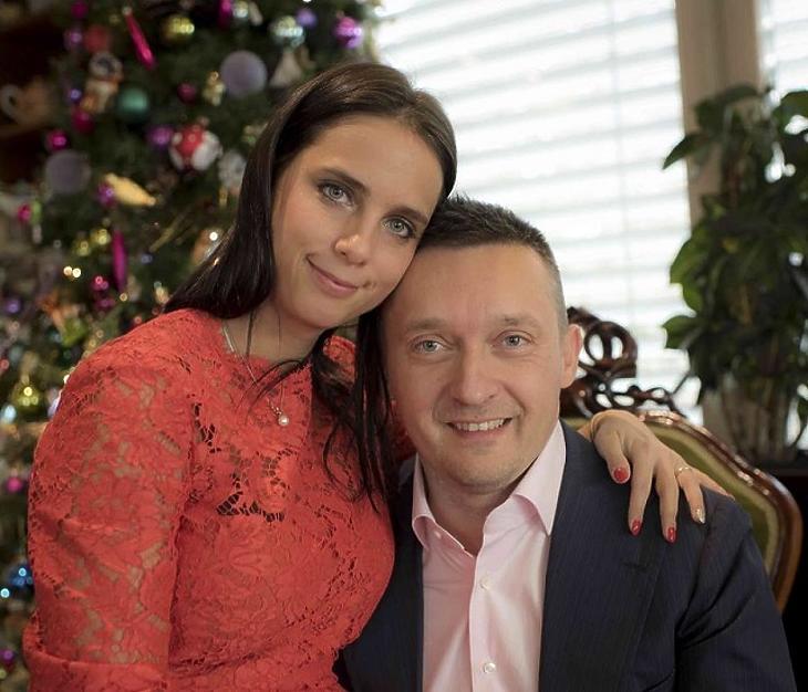 A Rogán házaspár