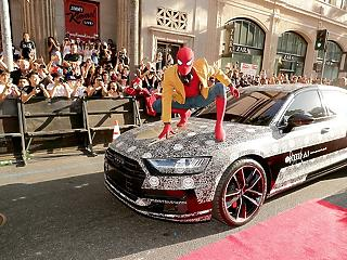 Bejött Amerikának az új Pókember