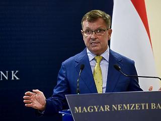 Matolcsy György szerint hiba volt a Pénzügyminisztériumra bízni a gazdaságpolitikát