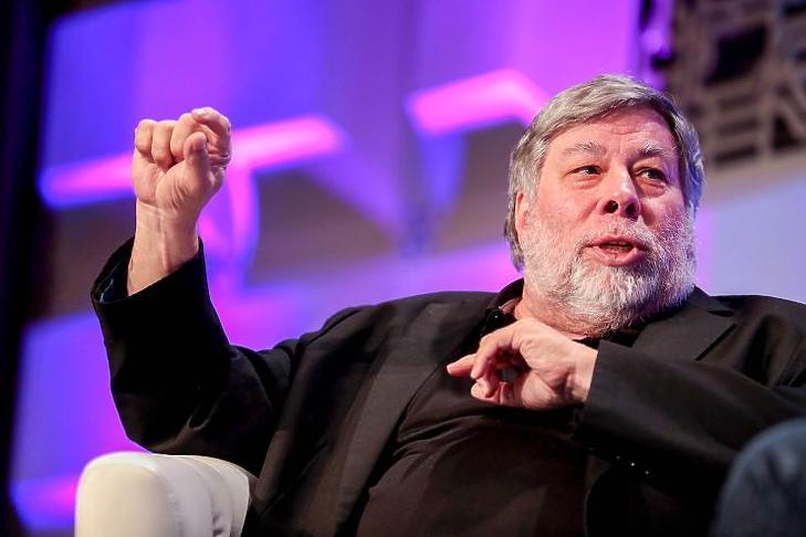 Steve Wozniak, az Apple vezére