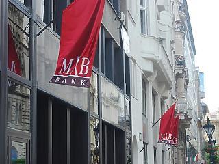 4,8 milliárd forint osztalékot fizetett ki az MKB Pénzügyi Csoport