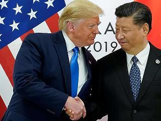 Nincs szükségünk Kínára - üzente az amerikai elnök
