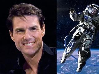 Beelőzték Tom Cruise-t az orosz űrfilmesek