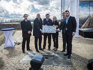 552 millió eurót küld Brüsszel az M30-as autópálya meghosszabbítására