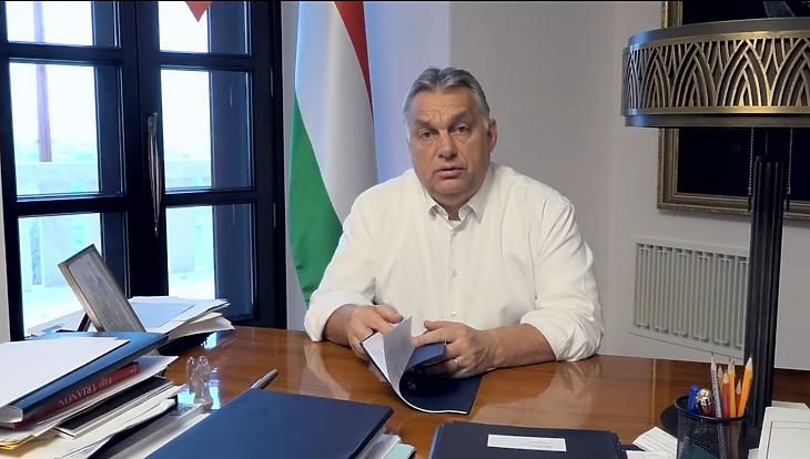 Orbán Viktor válaszolt