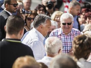 Orbán: magasabb lesz az idei nyugdíjprémium