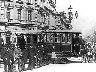 130 éves a budapesti villamosközlekedés