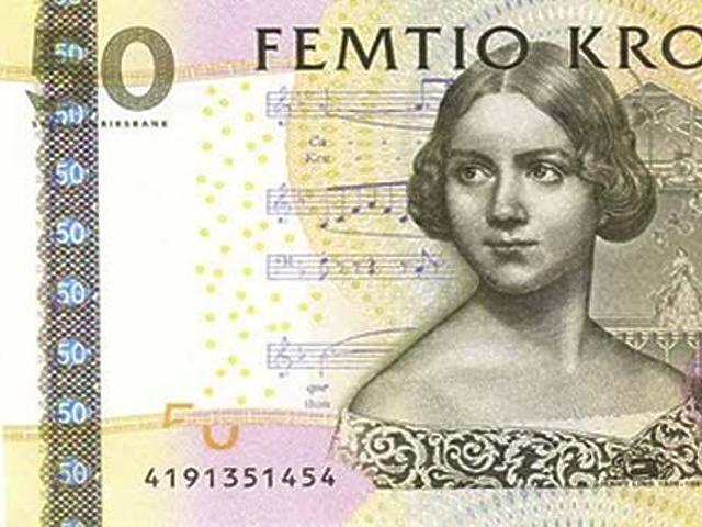 50 korona - Svédország