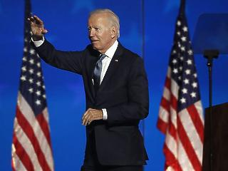 Biden már Pennsylvaniában is vezet, és ezzel megnyerheti a választást
