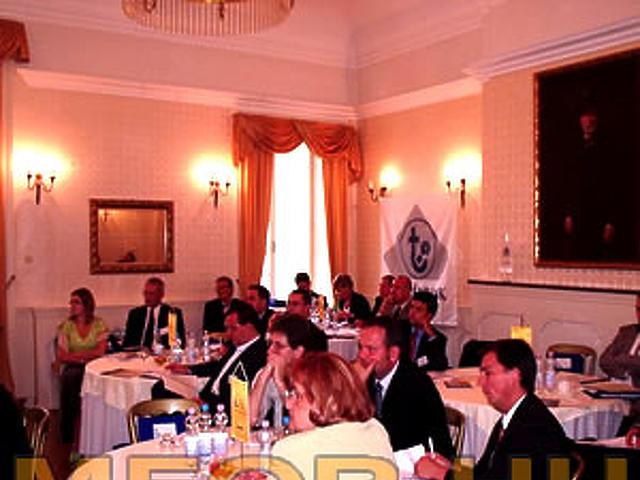Vezérigazgatói találkozó 2005