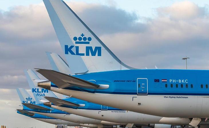 Forrás: klm.com