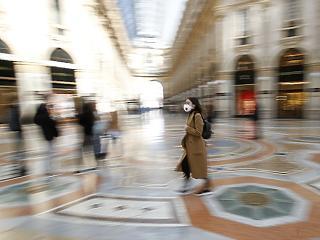 Mától lezárták egész Olaszországot
