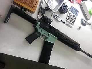 Seattle-ben máris betiltották a nyomtatott fegyverekkel való kereskedést