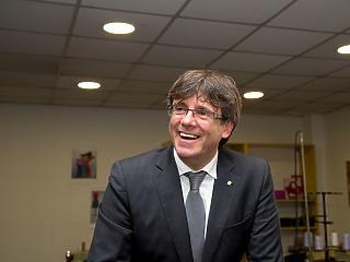 Ismét nemzetközi elfogatóparancsot adtak ki  Carles Puigdemont ellen