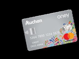 Kiszáll a Cetelem az Auchan-kártyák mögül