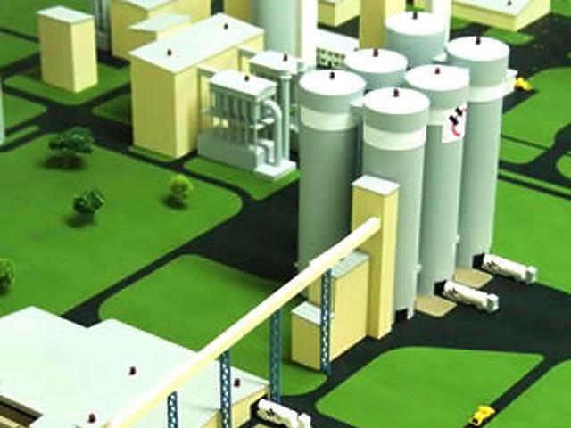 A nyergesújfalui cementgyár látványterve 3.