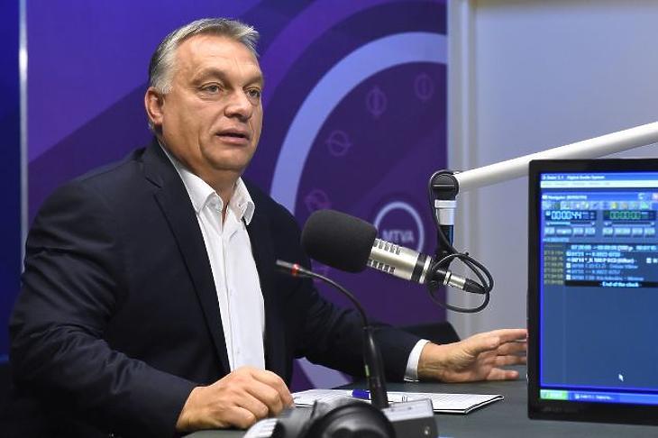 Orbán Viktor (Forrás: MTI)