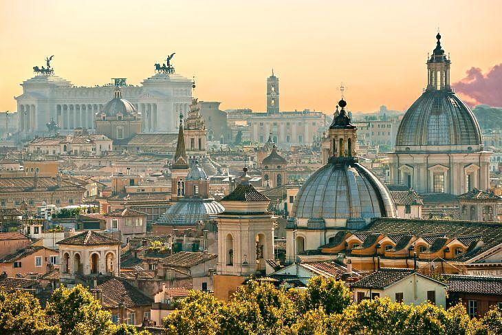 Róma (Forrás: Depositphotos)