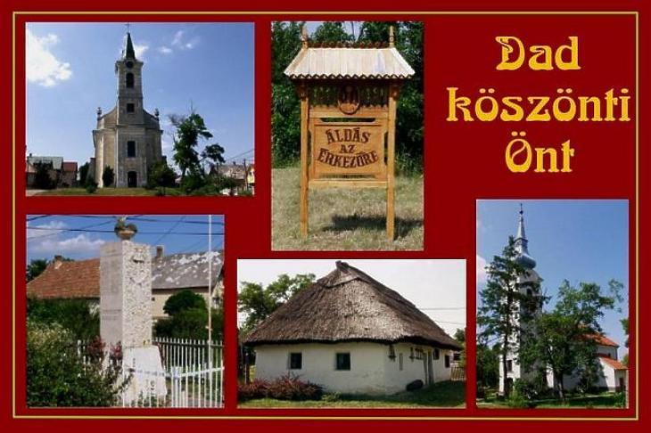 Képeslap a településről - forrás: dad.hu