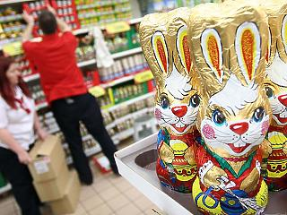 A boltos legjobb barátja: a húsvét